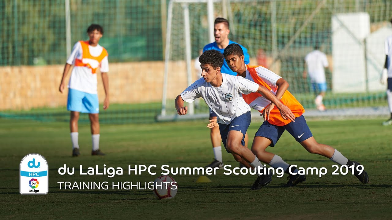 HPC Training Highlights | Summer Scouting Camp 2019