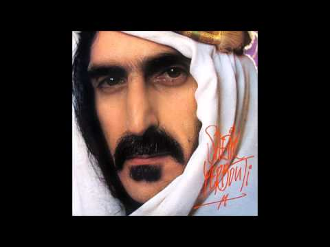 Top 10 Frank Zappa Songs!