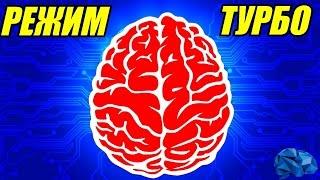 Как Ускорить Мозг За 30 Секунд 1