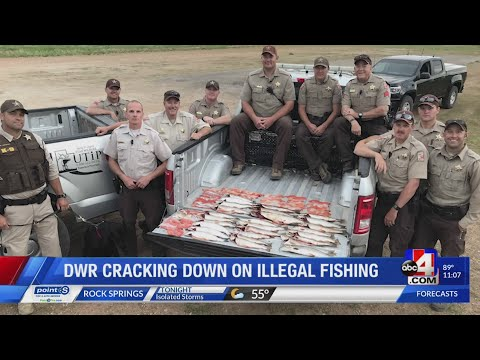 Utah DWR Says More Fishing Checkpoints To Come