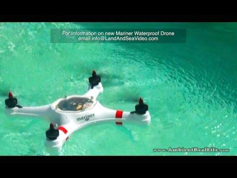"New ""Mariner"" WATERPROOF DRONE - Unboxing & Assembly - Filmed in St Maarten, CARIBBEAN!"