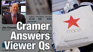 Jim Cramer Says Put Amazon Stock on Your Holiday Shopping List