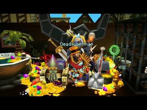 Arcane Legends: Opening 50 Massive Temple Priest Crates (20m Loot)