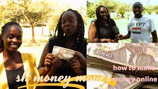HOW TO MAKE MONEY ONLINE 2018  Ft. THE EXPERTS KEROSI TV