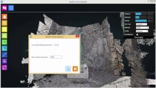 How to reduce a Point Cloud in scale with Analist CLOUD Explorer