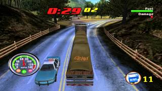 Dolphin Emulator 4.0.2 | Big Mutha Truckers [1080p HD] | Nintendo GameCube