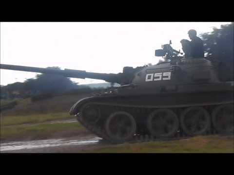 Western Bloc tanks