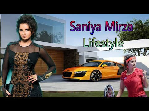 Sania Mirza Biography 2019 | Success Story | Husband | Lifestyle | Journey To India | Tennis | Car