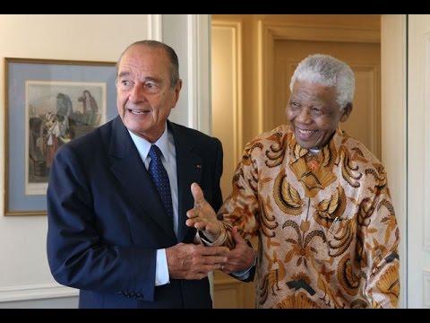 JACQUE CHIRAC ANCIEN PRESIDENT DENONCE L EXPLOITATION DES RESSOURCES AFRICAINES ?!?!