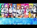 Seinaru Hi no Inori - Color Coded+Romaji/English/Español Lyrics- Aqours