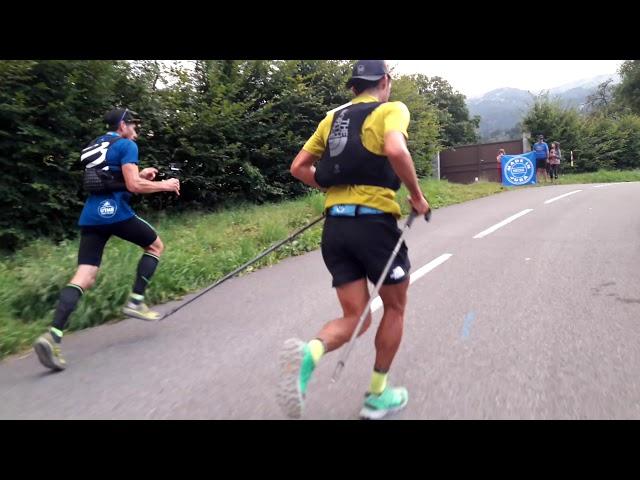Pau Capell UTMB® 2019, Saint Gervais/ Too Fast !