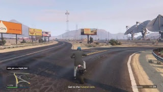 GTA v Online Funny Moments
