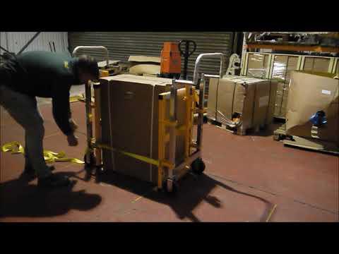 Raptor Hydraulic Furniture Movers - Skoots FM Series