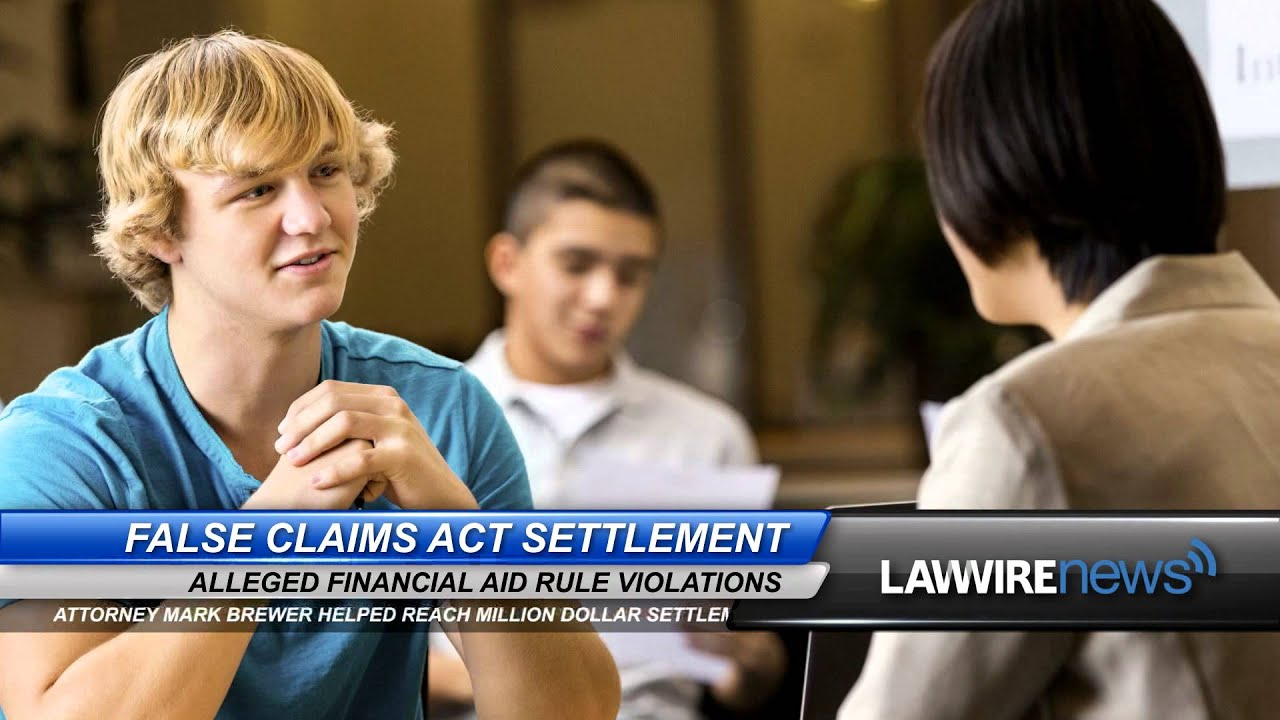 1m false claims act settlement law wire news 2015 1m false claims act settlement law wire news 2015