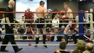 McCormack v Kelly, Galway GAA Fight Night, Exhibition