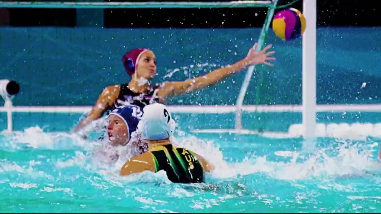 2016里約奧運看公視 水球篇 - YouTube