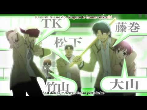 Angel Beats: My Soul Your Beats Subtitle Indonesia