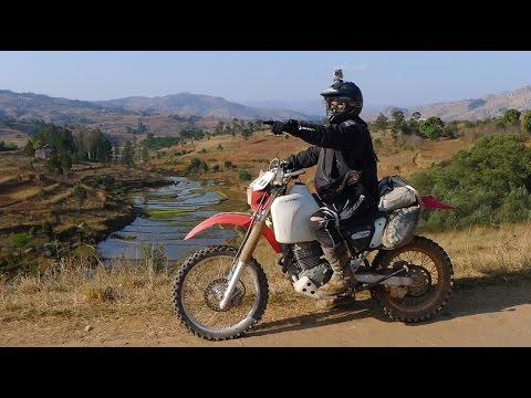 Moto Tour Madagascar