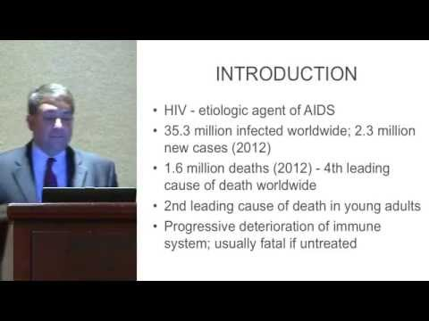 Stephen Cavalieri - Laboratory Diagnosis of HIV Infections - An Update