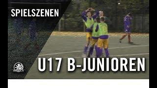 Nordberliner SC U17 - SV Tasmania Berlin U17 (3. Runde, Pokal)