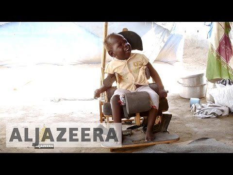 South Sudan's disabled struggle to make ends meet