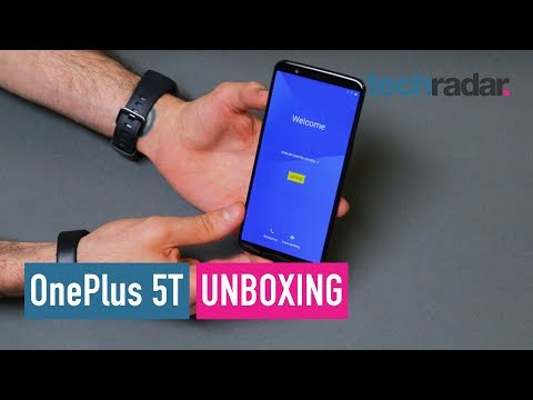 Download Youtube: OnePlus 5T unboxing video