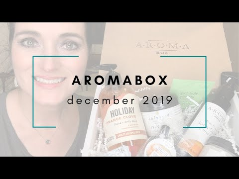 unboxing-aromabox-by-aroma-girls---december-2019-box