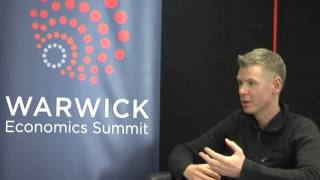 Philippe Legrain Interview - Warwick Economics Summit 2013