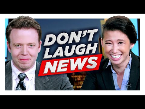 Don't Laugh News Challenge: Tornado Jail!