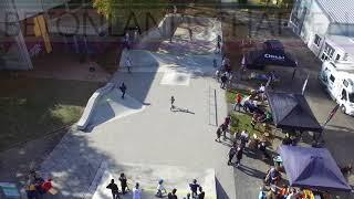 Tempoair - skatepark hennef eröffnung