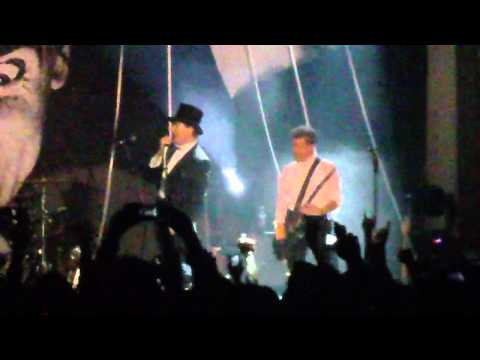 The Hives - Main Offender (Lima Perú 2013)