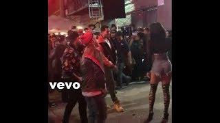 Romeo Santos Ft. Daddy Yankee, Nicky Jam - Bella Y Sensual Detrás De cámara