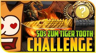 50$ bis zum CsGo Knife! ► CsGo Gambling Deutsch