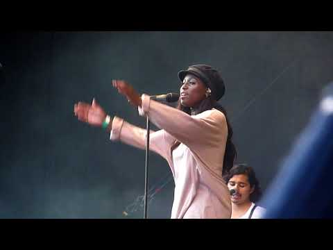 Malmö Festival 2018 GET READY  Sabina Ddumba Live. By #mikemerone