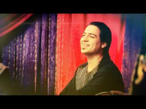 Rameen & Omar Sharif - [ Dana Dana Yakdana ] OFFICAL VIDEO | Qataghani 2014