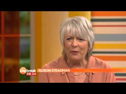 Alison Steadman on Daybreak