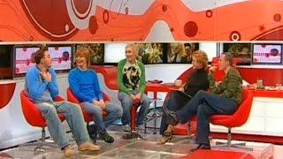 Иванушки International в ток шоу Для тебя 2005