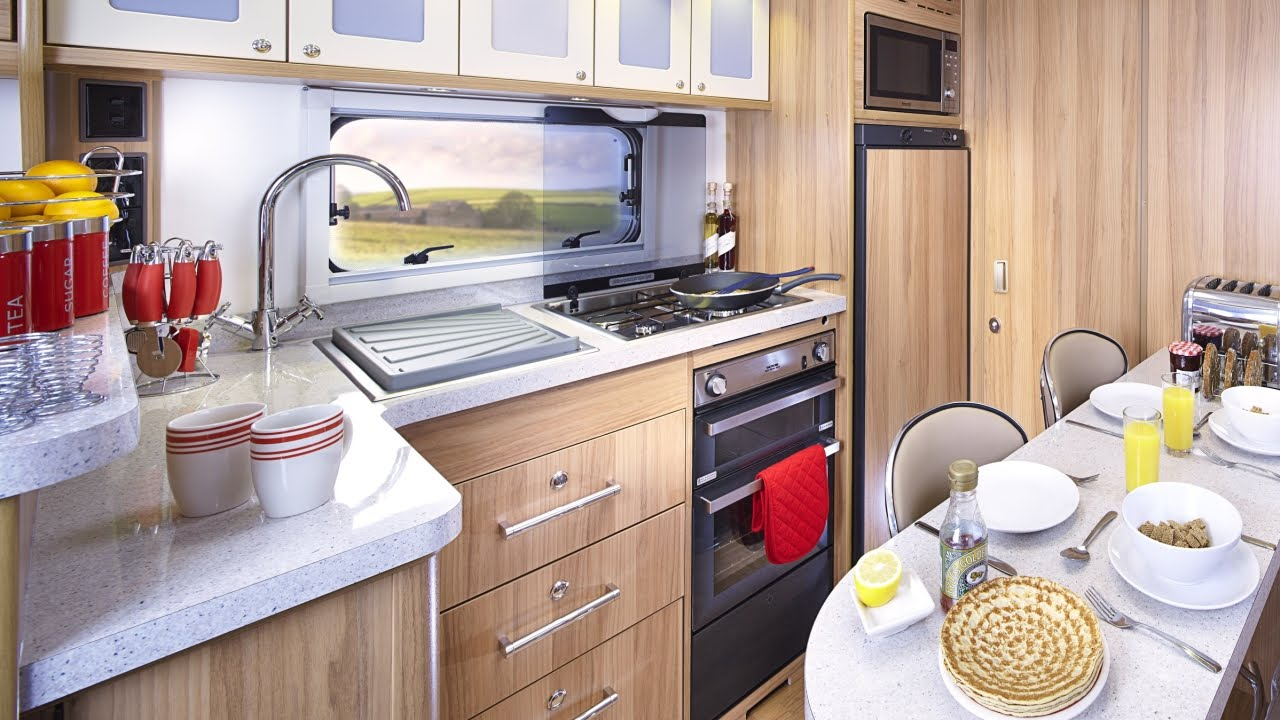 20 Small Kitchen Design Ideas