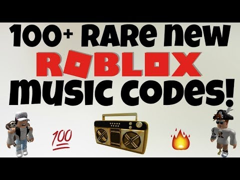 Over 100 Roblox Music Codes