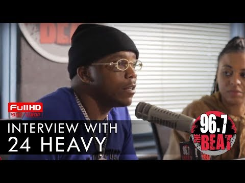 Jazzy T Blog - 24Heavy Interview with Terry J & Jazzy T | Made Fresh