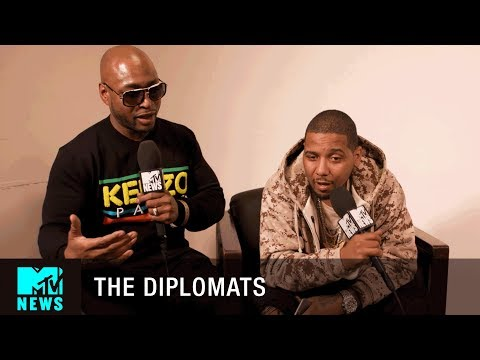 Download Youtube: The Diplomats on Dame Dash Slapping Harvey Weinstein | MTV News