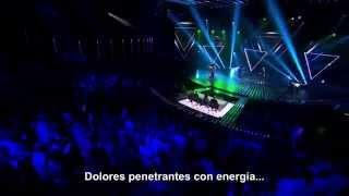 5° show en vivo de James Arthur - The X Factor UK 2012 (Subtitulado al español) (Live week 5) HD