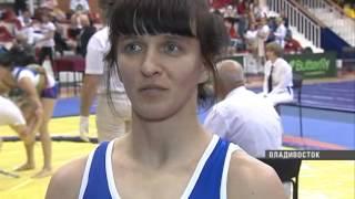 Во Владивостоке завершился турнир по женскому сумо