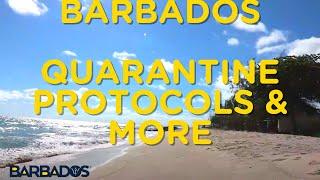 COVID Barbados Travel with Summary Testimonial - TravelMedia.ie