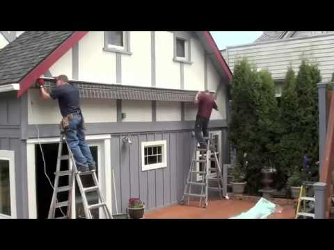 how to install an awning in less than a minute