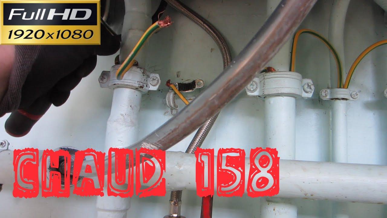 Chaud158 une liaison quipotentielle d fectueuse retour - Liaison equipotentielle salle de bain ...