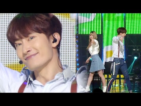 """Comeback Special"" ZHOUMI (Superjunior) - Berapa Nomor Anda? @ Popular Inkigayo 20160724"