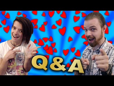 ❤️ Valentine's Day ❤️ Couple's LIVE Q&A (Question and Answer) - TheJoshWatson