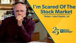 I'm Scared Of The Stock Market