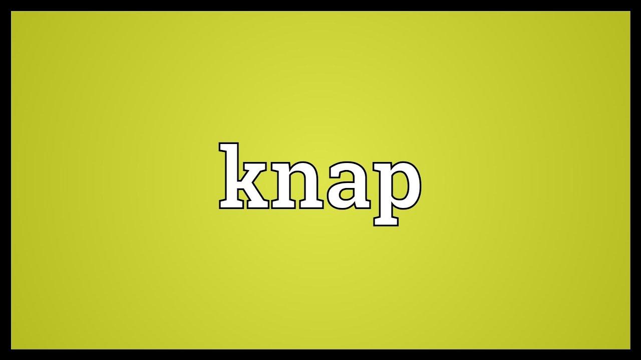 knap definition